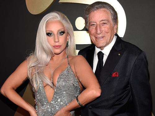 Tony+Bennett++Lady+Gaga+Grammy