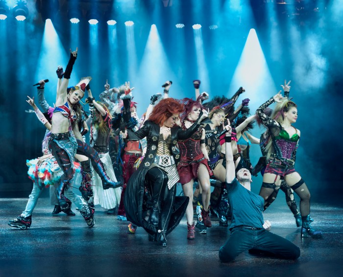 TLentertainment - WWRY    4/2017