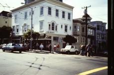 Hippiekvarteret Haight Ashbury I San Fransisco