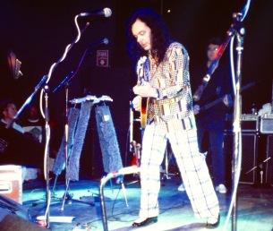 David Lindley på heta Roxy i Los Angeles