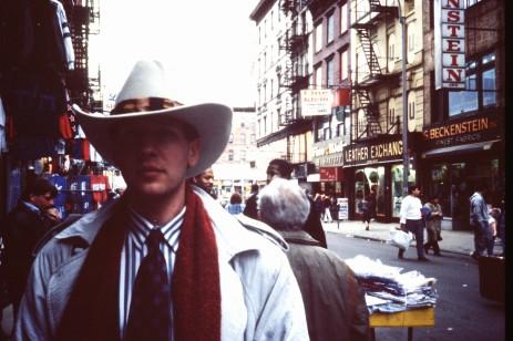 Me in New York